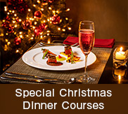 Special Christmas Dinner Courses